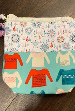 Handmade Drawstring Project Bags Sweater Size