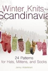 Winter Knits from Scandinavia by Jenny Alderbrant