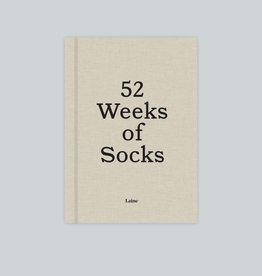 Laine 52 Weeks of Socks by Laine