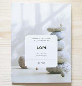 Mason-Dixon Knitting MDK Field Guide no.17: Lopi