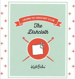 Knitpicks Learn to Crochet Club: The Dishcloth Booklet