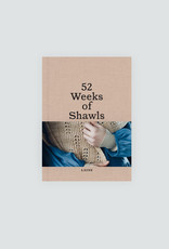 Laine 52 Weeks of Shawls by Laine -- PRE-ORDER