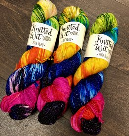 Knitted Wit Pixie Plied by Knitted Wit