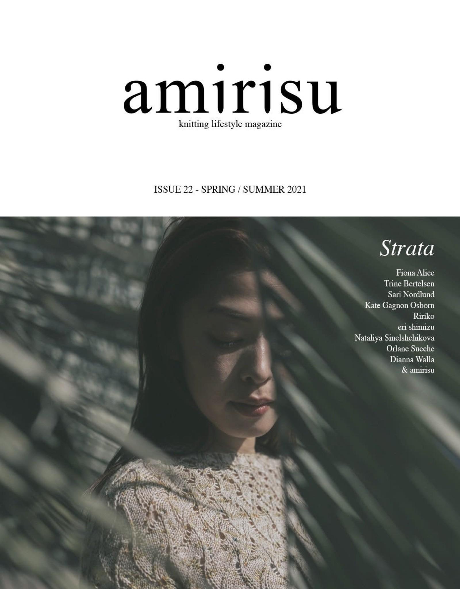 Amirisu Amirisu Issue 22 Spring/Summer 2021