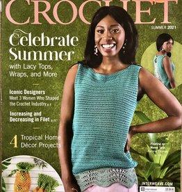 Interweave Interweave Crochet Summer 2021