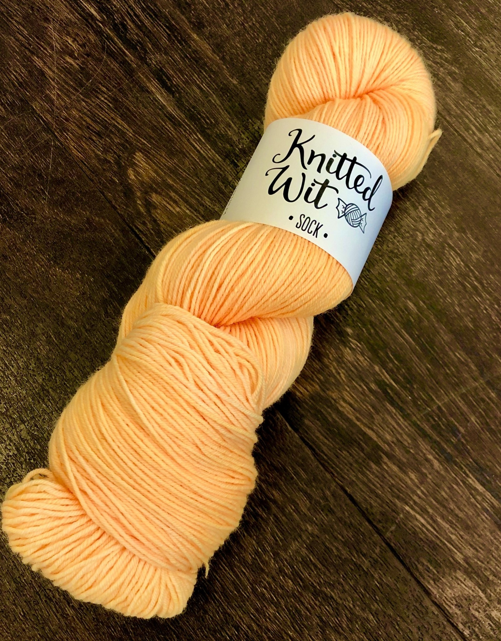 Knitted Wit Victory Sock by Knitted Wit -- Solids/Tonals