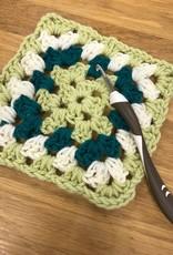 Beginning Crochet -- July 10 & 24th, 11am-1pm