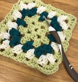 Beginning Crochet -- Saturdays, August 14 & 28th, 12-2pm