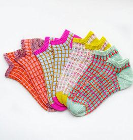 Little Boxes Socks, Thursdays, July 29, Aug 5, & 12th, 5:30-7pm