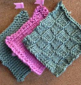 Knitting 101:  Saturdays, August 21 & 28th, 10am-12pm