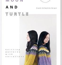 Pom Pom Moon & Turtle by Kiyomi & Sachiko Burgin