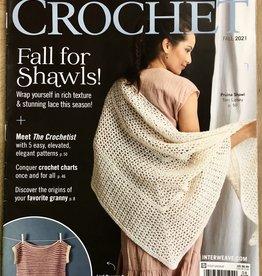 Interweave Crochet Fall 2021