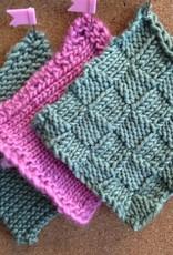 Heather Brown Knitting 101 (Beginning) -- Saturdays, October 9 & 16th, 10am-12pm