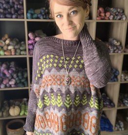 Esther Hall Boot Weather Sweater - Saturdays, Oct 23, Nov 6, & 20th, 1-3pm