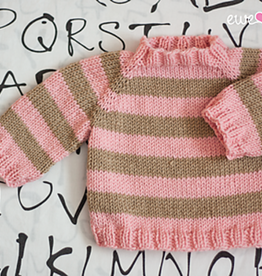 Esther Hall Easy As ABC Sweater - Thursdays, October 28, November 4 & 11th, 6-7:30 pm