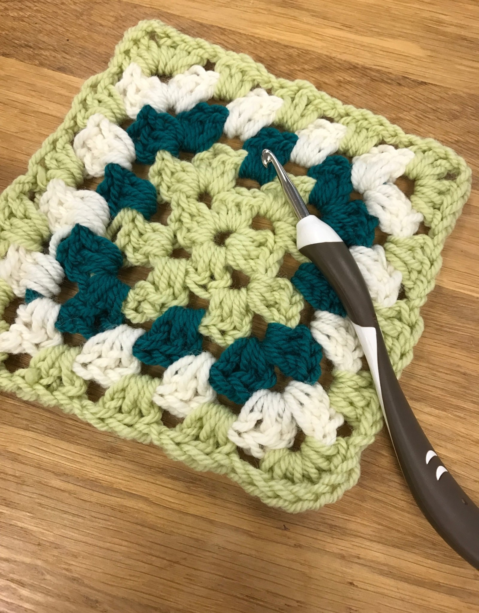 Beginning Crochet - Saturdays, December 11 & 18th, 12-2pm