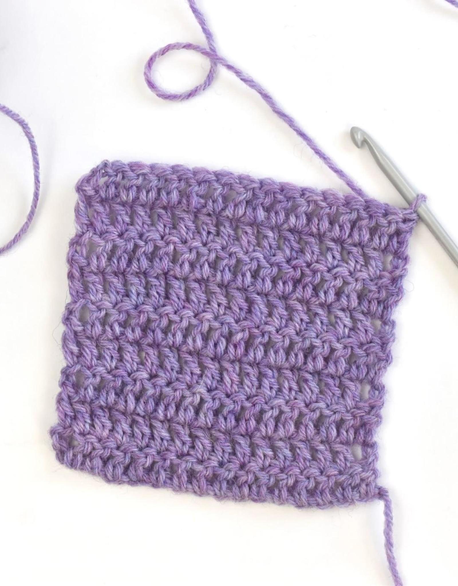 Crochet Refresher - Saturday, October 16th, 12-2pm