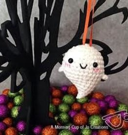 Crochet Baby Ghost Ornament - Saturday, October 30th, 12-2pm