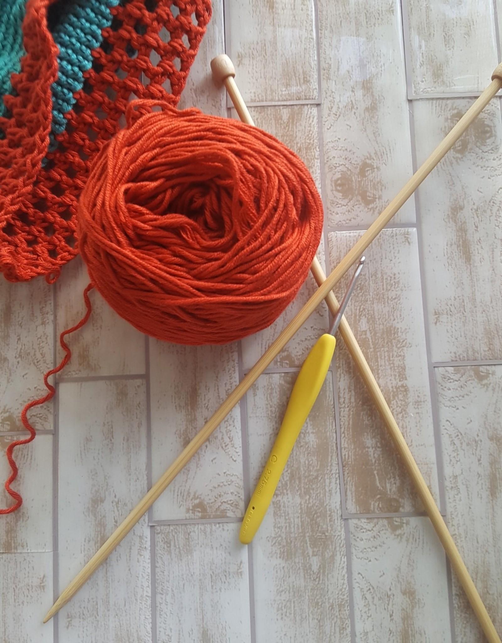 Crochet For Knitters - Thursday,  November 18th,, 12-2pm