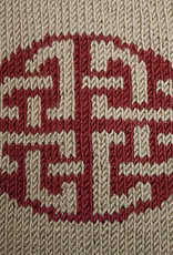Christina White Double Knitting Scarf with Celtic Knot - Fridays, October 15 & 22nd, 1-2pm