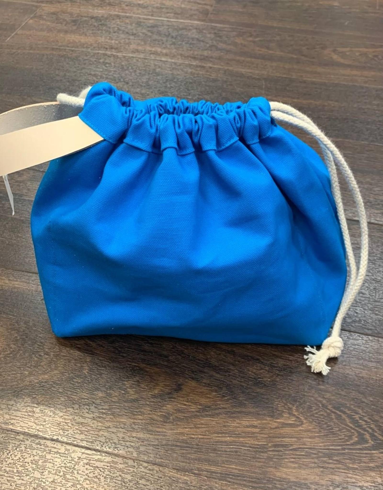 Second Avenue Swag Drawstring Bag