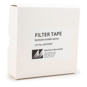 Met One Instruments Filter tape, 25 meter roll, Whatman