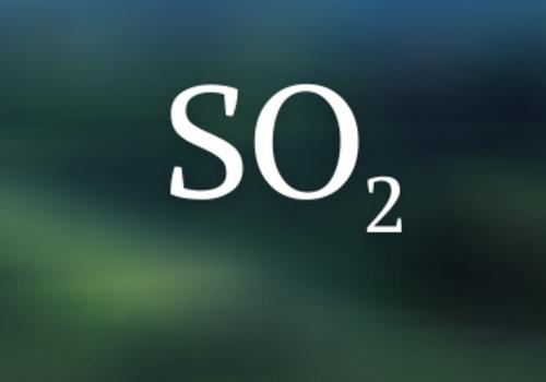 Dióxido de Azufre (SO2)