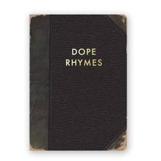 Dope Rhymes Journal