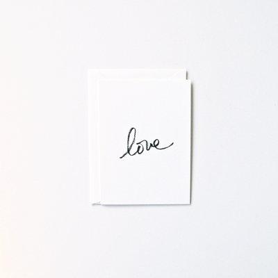 Cursive Love