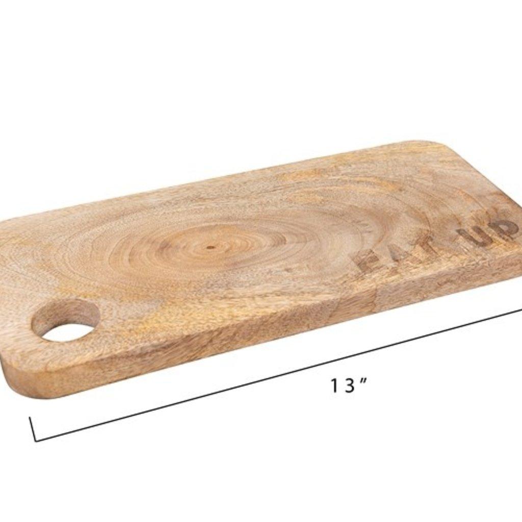 Eat Up Cutting Board