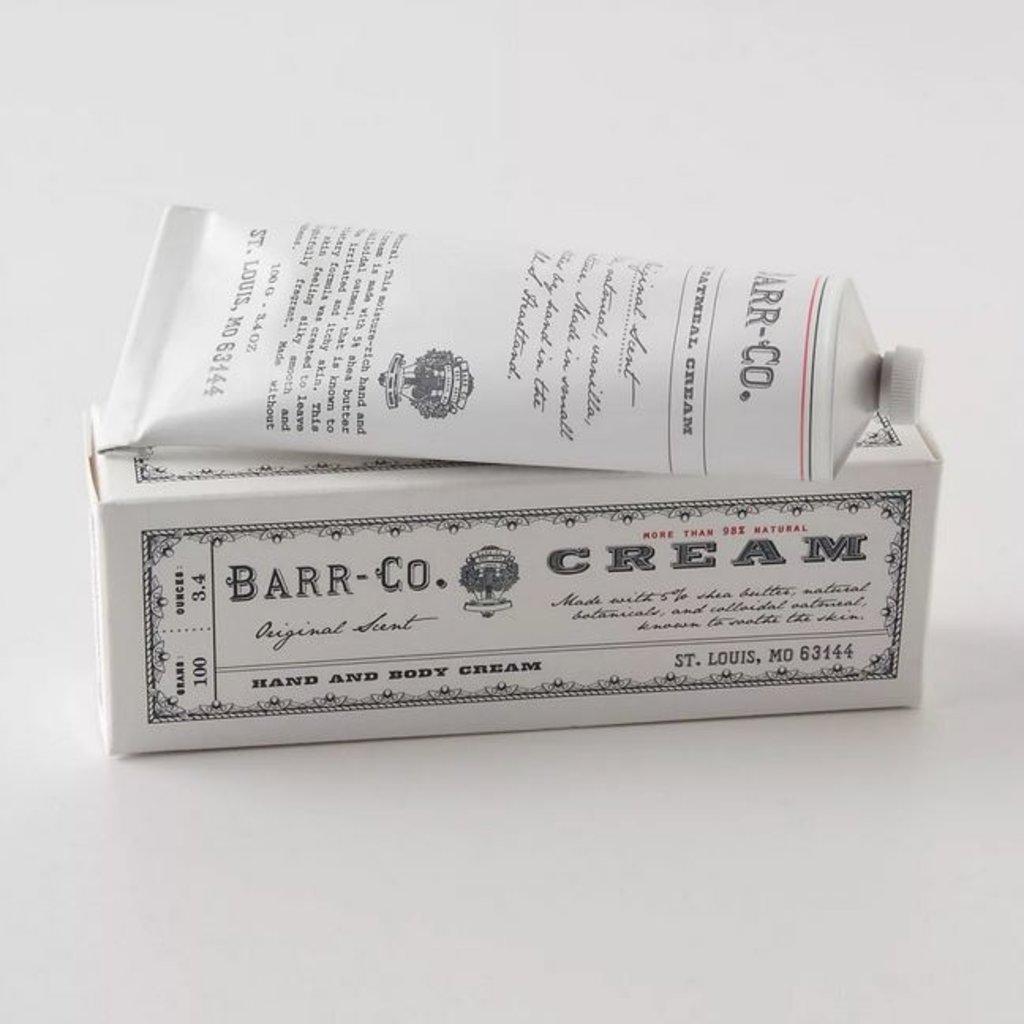 Barr Co Hand Cream
