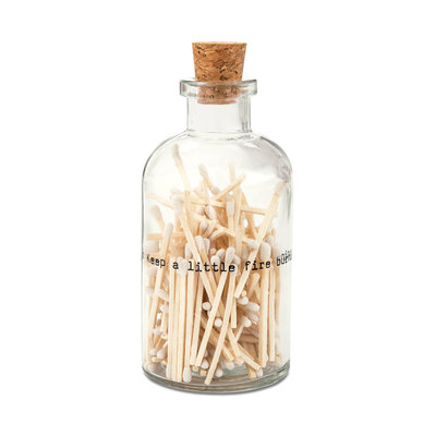 Poetry Small Match Bottle