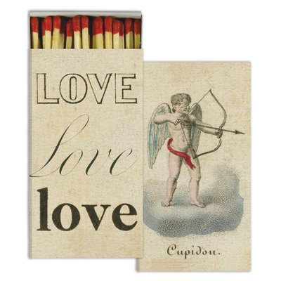 Matches Cupid & Love