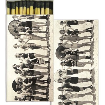 Matches Bathing Beauties