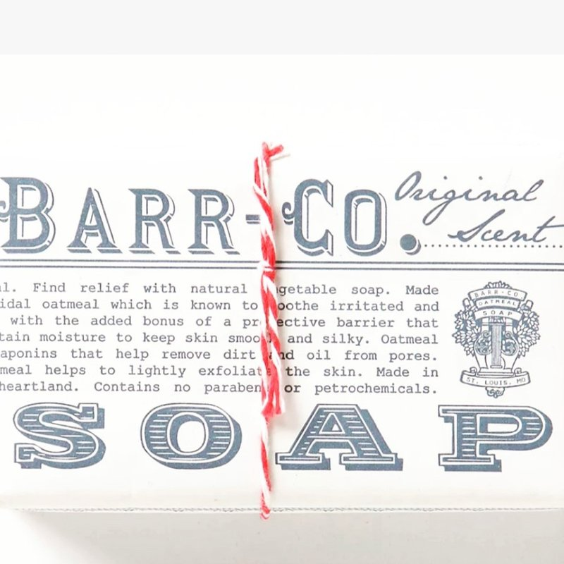 Barr Co Bar Soap