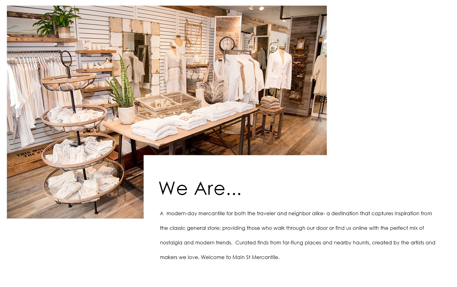 about main st mercantile