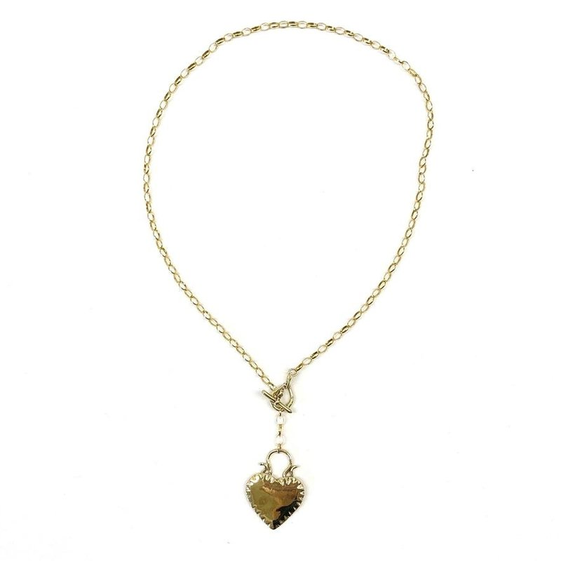 Marisa Mason Amour Necklace