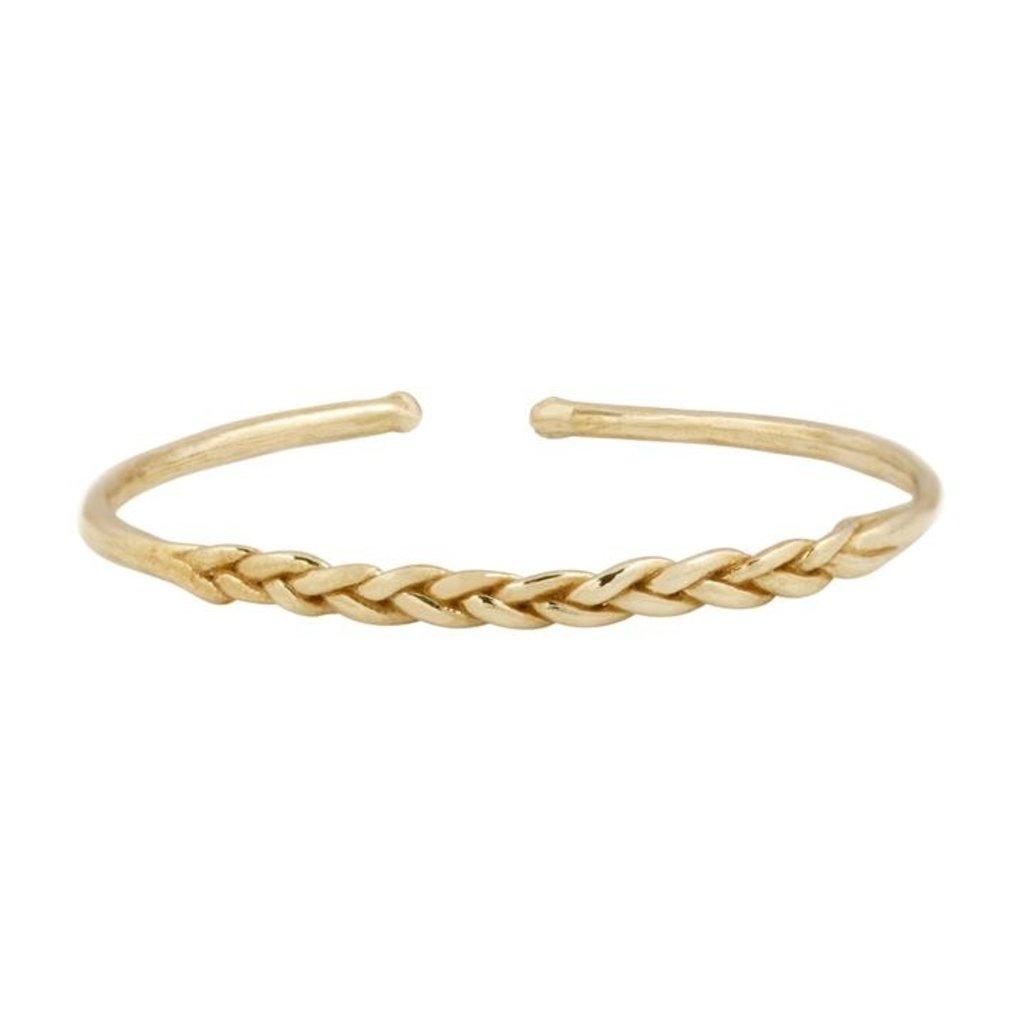 Marisa Mason Athens Brass Bracelet
