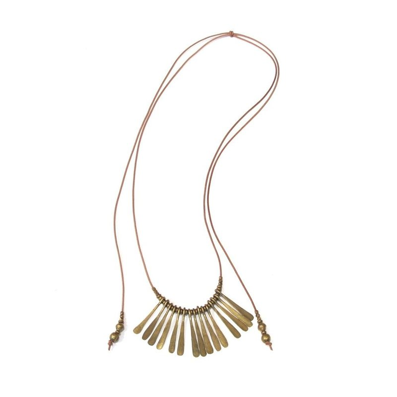 Marisa Mason Tulum Necklace