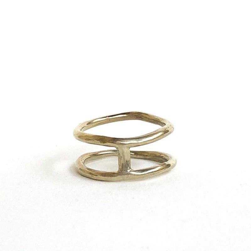 Marisa Mason Twins Ring