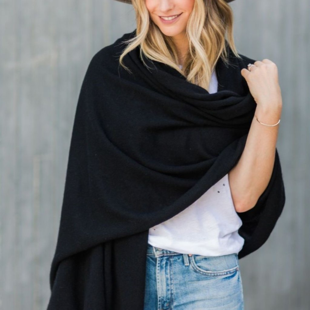 Cashmere Light Weight Travel Wrap