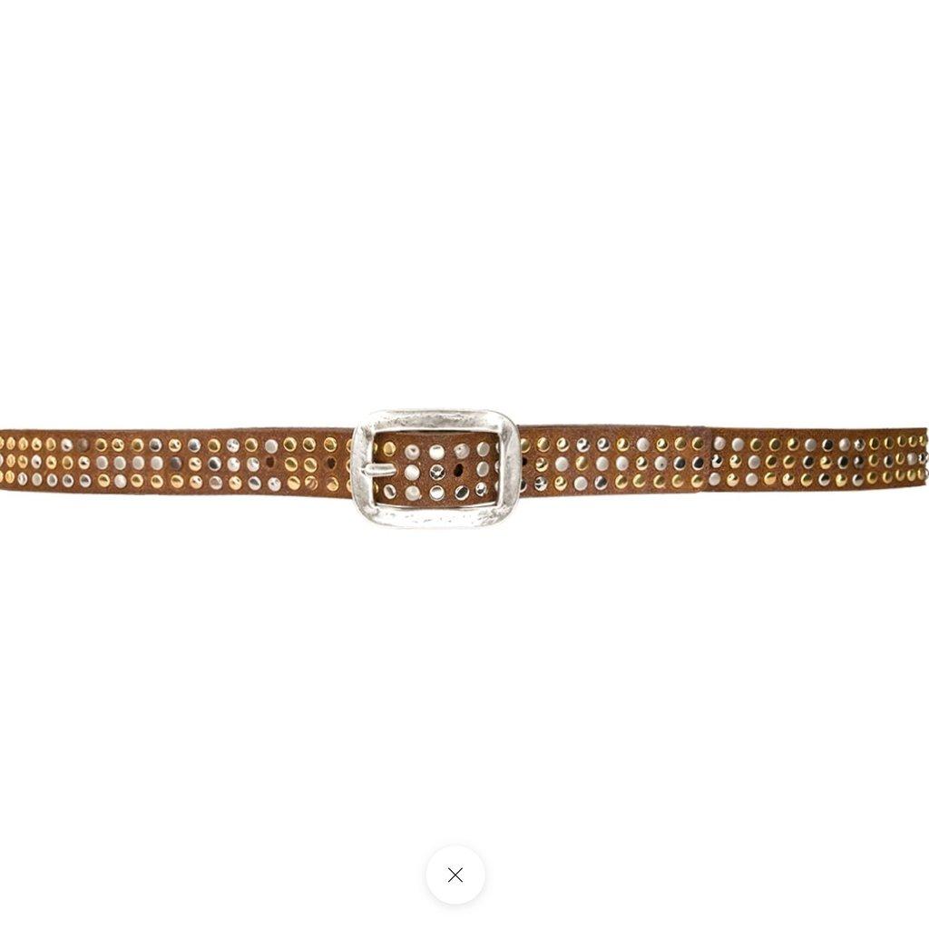 Thin Studed Belt