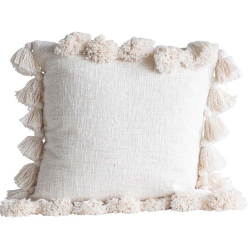 Square Cotton Pillow