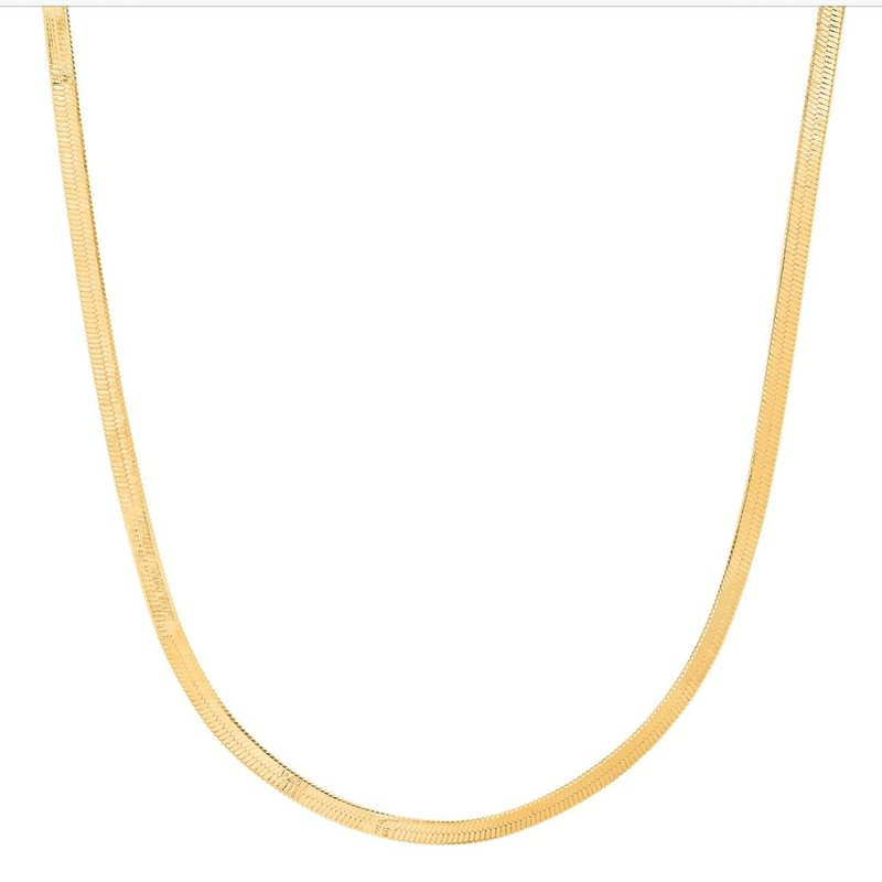 Tai Thick Chain Necklace