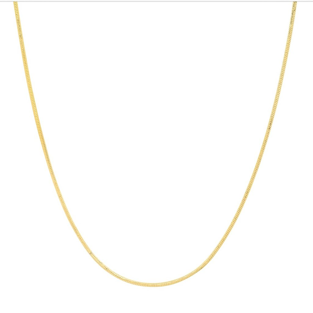 Tai Smooth Chain Necklace
