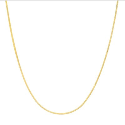 Smooth Chain Necklace