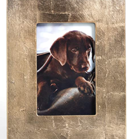 Zodax Gold Leaf Photo Frame