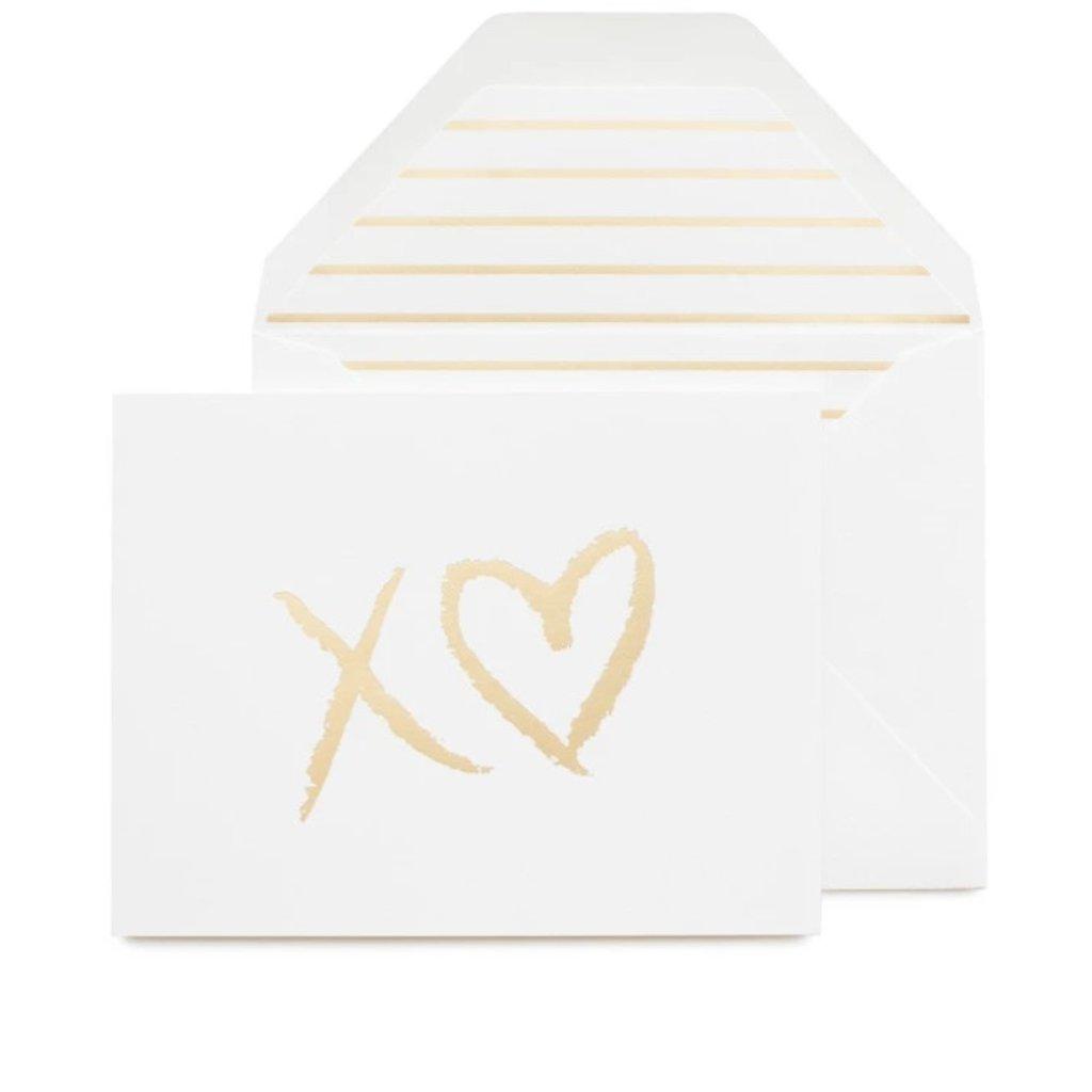 Sugar Paper XO Heart