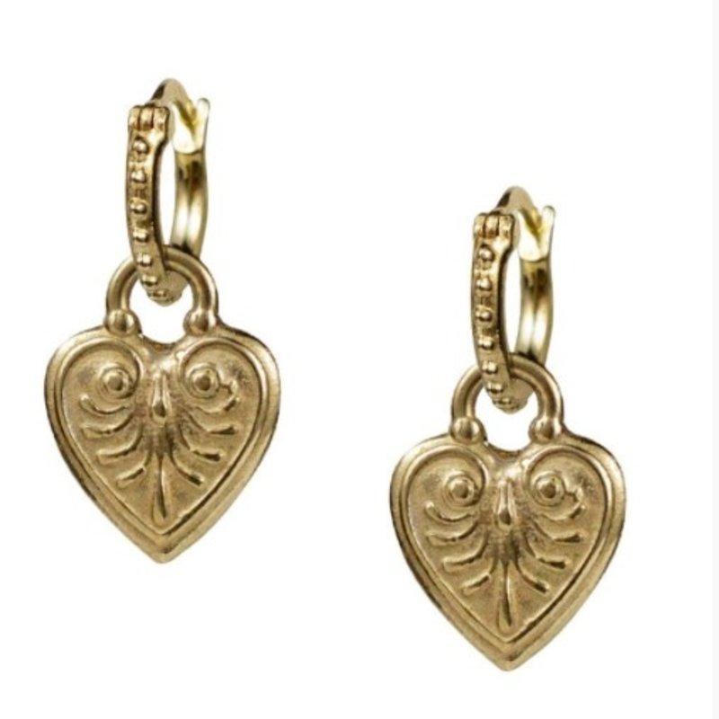 Lulu Coeur Earrings
