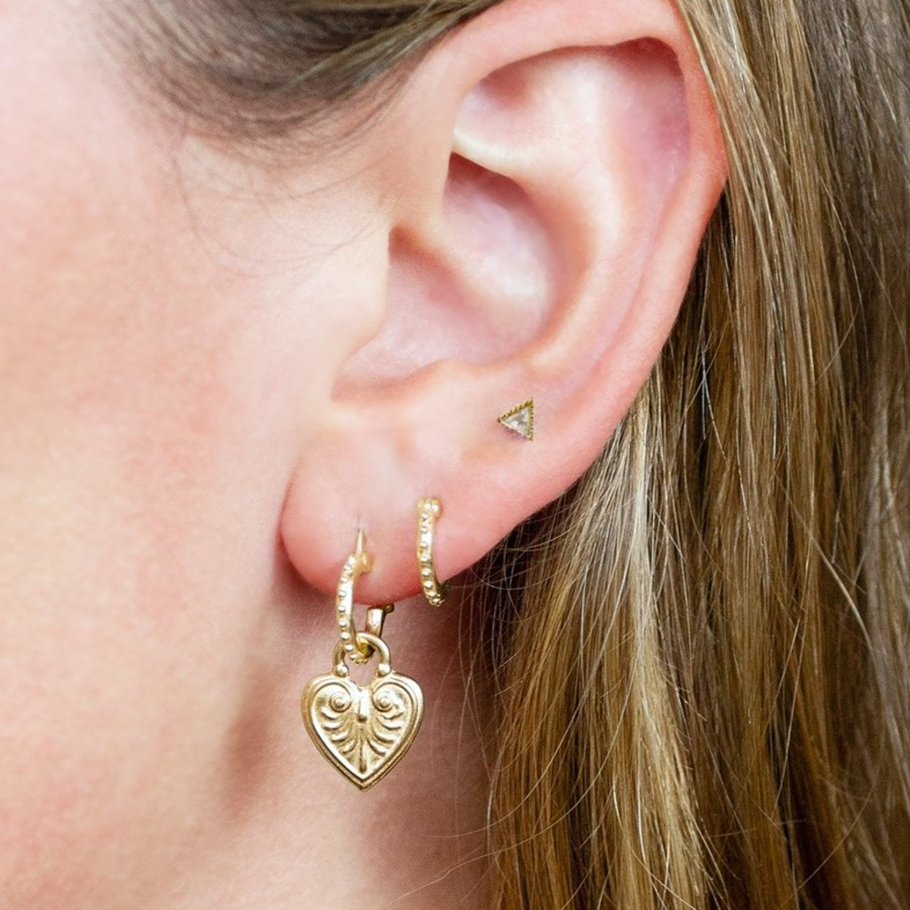 Lulu Coeur Earrings